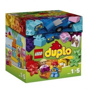 Lego Duplo Creative Play 10618 Luova Rakennuslaatikko