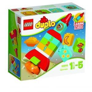 Lego Duplo Creative Play 10815 Ensimmäinen Rakettini