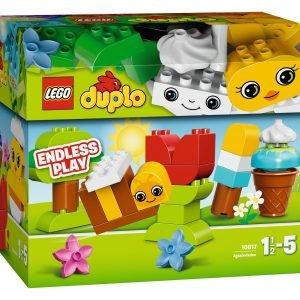 Lego Duplo Creative Play 10817 Luovuuden Laatikko