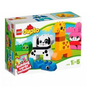 Lego Duplo Creative Play Luovat Eläimet 10573