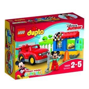 Lego Duplo Disney Mikin Autokorjaamo
