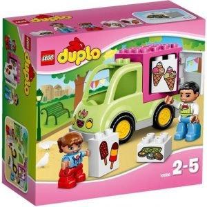 Lego Duplo Town 10586 Jäätelöauto