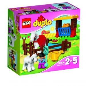 Lego Duplo Town 10806 Hevoset