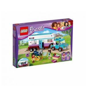 Lego Eläinlääkärin Hevoskuljetusvaunu 41125