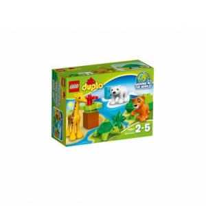 Lego Eläinvauvat 10801