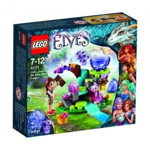 Lego Elves 41171 Emily Jones Ja Pieni Tuulilohikäärme