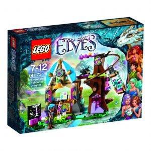 Lego Elves 41173 Elvendalen Lohikäärmekoulu