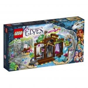 Lego Elves 41177 Arvokas Kristallikaivos