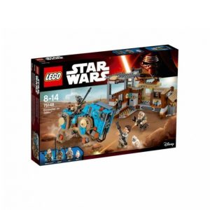 Lego Encounter On Jakku 75148