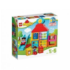 Lego Ensimmäinen Leikkimökkini 10616