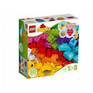 Lego Ensimmäiset Palikkani 10848