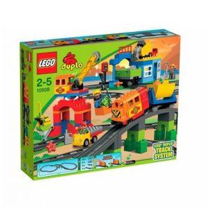 Lego Erittäin Iso Ville Junasetti