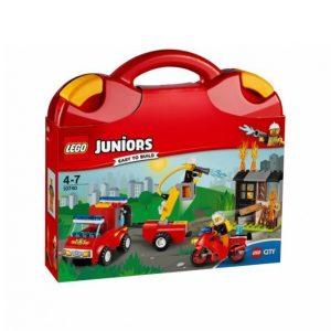 Lego Fire Patrol Suitcase 10740