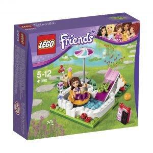 Lego Friends 41090 Olivian Puutarha-Allas