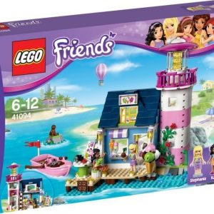 Lego Friends 41094 Heartlaken majakka