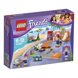 Lego Friends 41099 Heartlaken Skeittipuisto