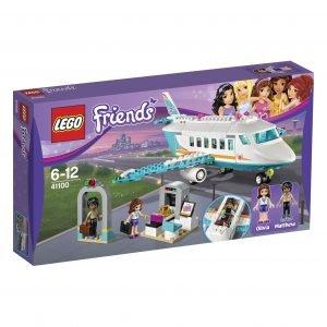 Lego Friends 41100 Heartlaken Yksityislentokone