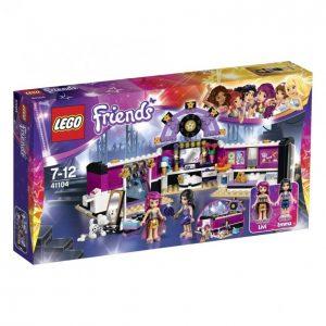 Lego Friends 41104 Poptähden Pukuhuone