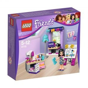 Lego Friends 41115 Emman Luova Paja