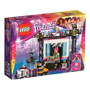 Lego Friends 41117 Heartlake Poptähden Tv-Studio