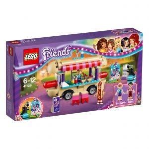 Lego Friends 41129 Huvipuiston Nakkisämpyläauto