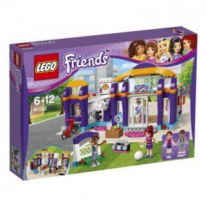 Lego Friends 41312 Heartlaken Urheilukeskus
