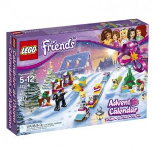 Lego Friends 41326 Joulukalenteri