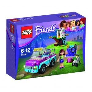 Lego Friends Heartlake 41116 Olivian Tutkimusauto