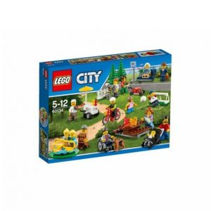 Lego Hauskaa Puistossa Cityn Hahmopakkaus 60134