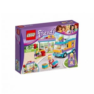 Lego Heartlakes Gift Delivery 41310