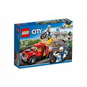 Lego Hinausauto Pulassa 60137