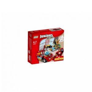 Lego Iron Man Vastaan Loki 10721