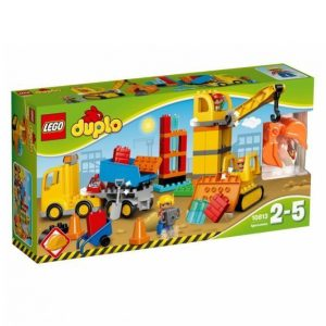 Lego Iso Rakennustyömaa 10813