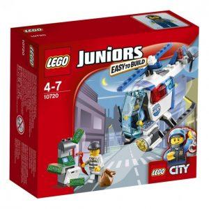 Lego Juniors 10720 Juniors Takaa-Ajo Poliisihelikopteri