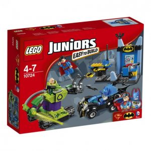 Lego Juniors 10724 Juniors Batman & Superman