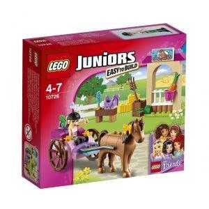 Lego Juniors 10726 Stephanien Hevosrattaat