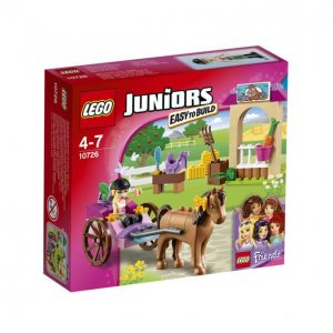 Lego Juniors 10726 Stephanien Hevosrattaat