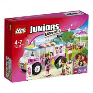 Lego Juniors 10727 Juniors Emman Jäätelöauto