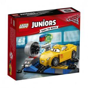 Lego Juniors 10731 Juniors Cruz Ramirezin Kisasimulaattori