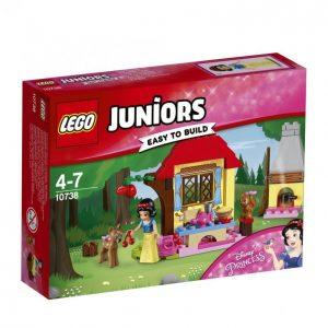 Lego Juniors 10738 Juniors Lumikin Metsämökki