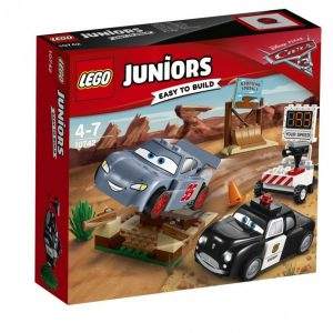 Lego Juniors 10742 Juniors Willyn Kukkulavauhtivalmennus