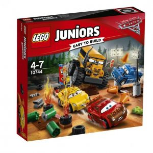 Lego Juniors 10744 Thunder Hollow'n Kasiromuralli