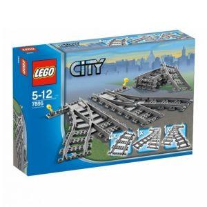 Lego Käsinohjattavia Vaihteita 7895
