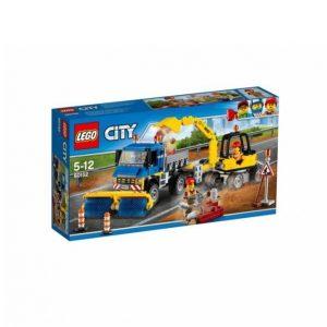 Lego Kadunlakaisukone Ja Kaivinkone 60152