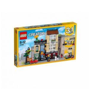 Lego Kaupunkirivitalo 31065