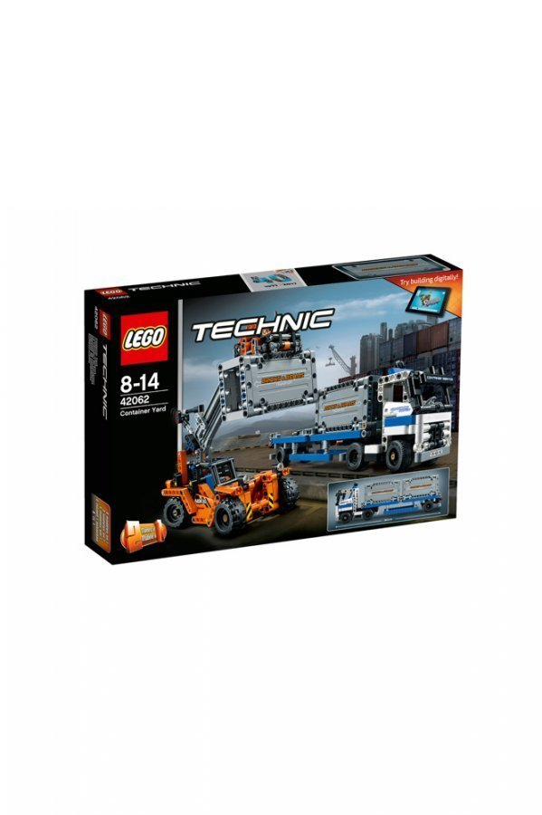 Lego Konttipiha 42062