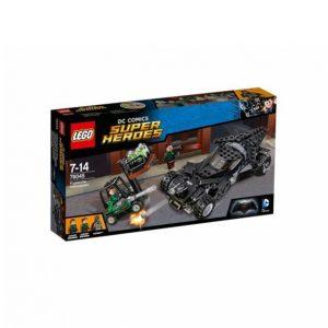 Lego Kryptoniittisieppaus 76045