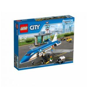Lego Lentokentän Matkustajaterminaali 60104