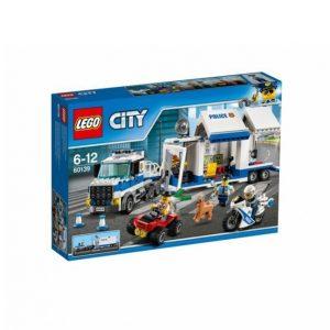 Lego Liikkuva Komentokeskus 60139