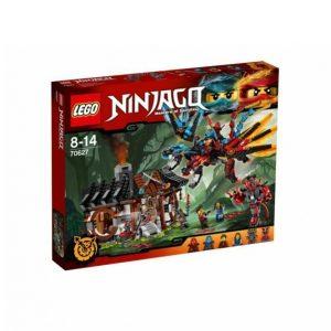 Lego Lohikäärmepaja 70627